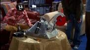 Теорията за големия взрив S02e12 - Нестабилността на робота убиец