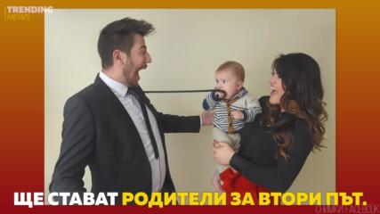 Петя Дикова ще става майка за втори път