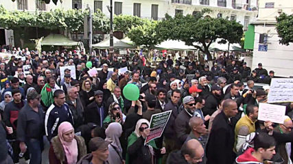 Algeria: Opposition call for release of jailed activists and end to shale gas