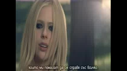 Avril Lavigne - When Youre Gone [bg Subs]