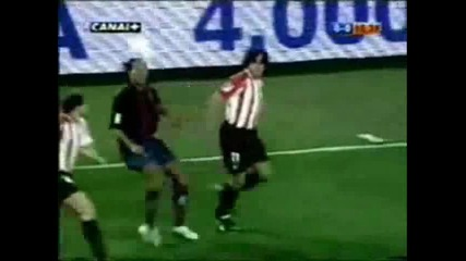 Messi, Ronaldinho, Zlatan, Ronaldo Video.