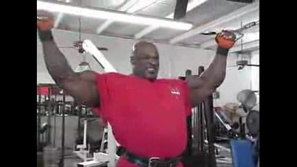 Ronnie Coleman Battle For The Olympia04