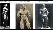 Бодибилдингът преди стероидите / Какво може да се постигне без употребата на стероиди? / FFMI