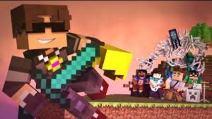 _New World_ - A Minecraft Parody of Coldplay's Paradise (Music Video)