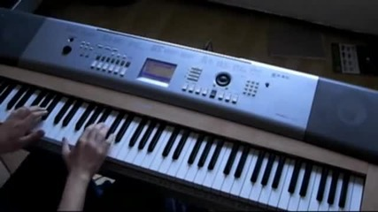 3 Doors Down - Here Without You (piano)