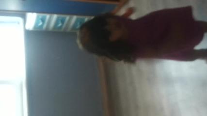 Малката танцьорка