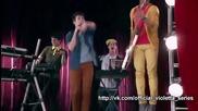 Превод: Виолета 3 Момчетата пеят Ven Con Nosotros епизод 28