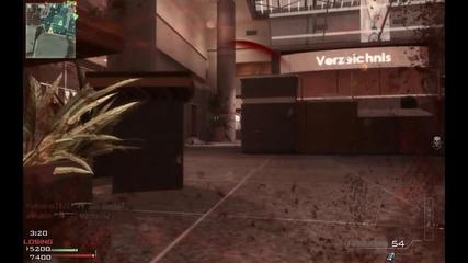 Call of Duty Mw3 Малко убийства