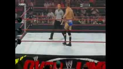 Over The Limit 2010 - Ted Dibiase vs R - Truth