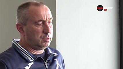 Домът на футбола: Станимир Стоилов