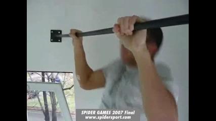 Spider Games 2007 Финал part 3