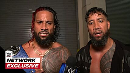 The Usos think their wins are a forgone conclusion: July 23, 2021