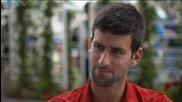 Novak Djokovic - Getting Ready For Rome [2014]