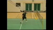 Lesson 7 - Underhand Swing Shots