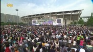 130727 Today's Winner - Infinite @ Music Core Ulsan Summer Festival