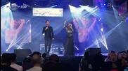 Анелия и Giorgos Giasemis - Изведнъж / Ksafnika | Xiii Години Телевизия Планета