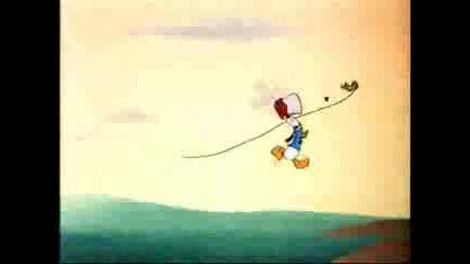 Donald Duck - Wet Paint