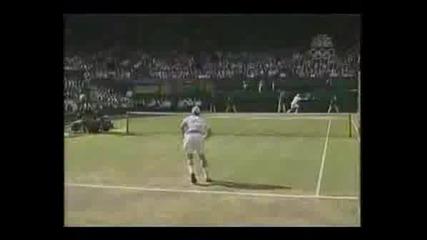 Andy Roddick - Hardest Overhead Ever