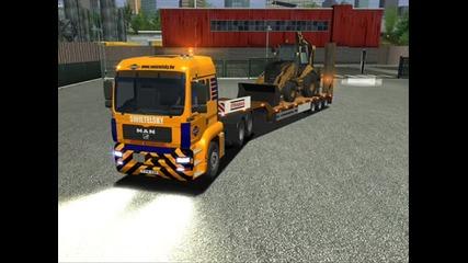 Euro Truck Simulator Part (2)