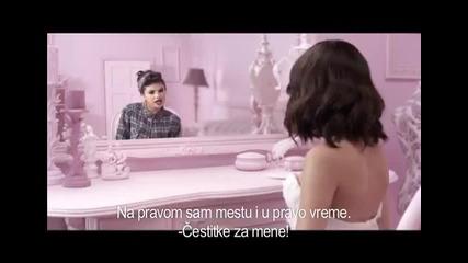 Реклама на Европейските Mtv награди с водеща Салина Гомез Промо