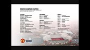 Manchester United Fixtures 2010 - 2011
