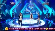 (hd) M.i.b - Only hard for me ~ Music Bank (13.07.2012)