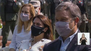 Argentina: Pres Fernandez defends restrictions in first appearance since recovering from COVID