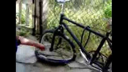 The Flying Bike