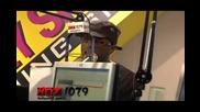 Интервю с T.i. в радио Hot 107.9
