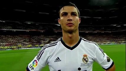 Най-доброто от Cristiano Ronaldo за 2012 година ..
