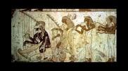 Египетската арфа (музикални инструменти)