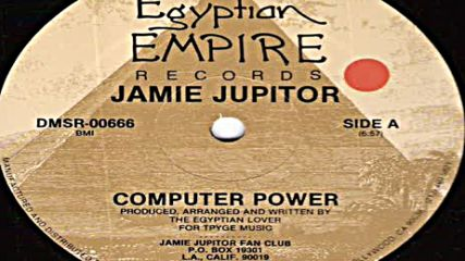 Jamie Jupitor--computer Power 1984