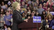USA: Clinton vows to 'stand up to the corporations'