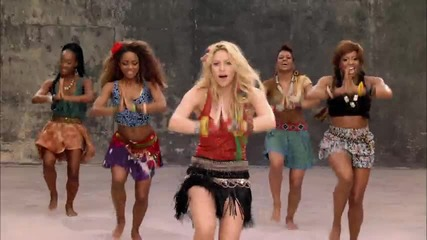 Shakira - Waka Waka (this Time for Africa) [hq]