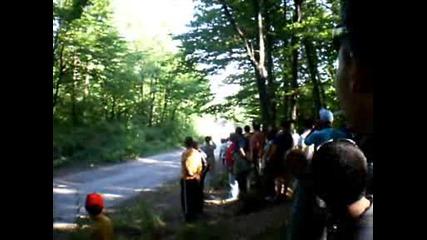 Рали Стари Столици 2009 - Бързата нула 2