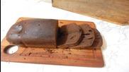 Какаов кекс в хлебопекарна