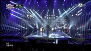 140109 Kim Kyung Rok ( V.o.s ) & Block B's P.o - It's Not Big Deal @ Mcountdown