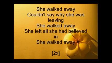 Barlow Girl - She walked away [lyrics + превод]