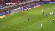 Гърция 0 - 1 Финландия ( квалификация за Европейско първенство 2016 ) ( 04/09/2015 )