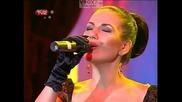 Невена Цонева Some Kind Of Miracle (Live Promo) в Шоуто на Азис 19.12.2007 High-Quality