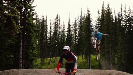 Silver Star Bike Park 2011 Ep 1