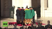 Portugal: Football legend Eusebio laid to rest in National Pantheon