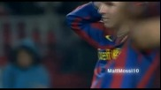 Lionel Messi 2009 - 2010 Presented by Scary Ghost1