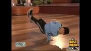 7 годишно дете танцува феноменално!