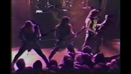Slayer - Black Magic - The Stone - San Francisco 86
