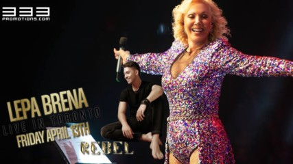 Lepa Brena - Live in Toronto - (Rebel, 13.04.2018.)