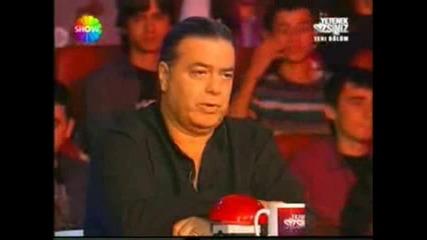 Very good dancer in a Turkish talent