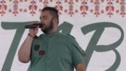 Росен Янчев от X Factor на сцената на Табиет фест в Дупница