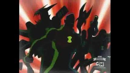 Ben 10 Alien Force Episode 8 Part 1
