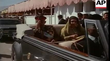 Военен парад в Афганистан 1968
